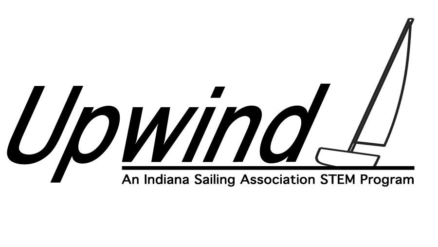 Upwind Program Logo - Indiana Sailing Association